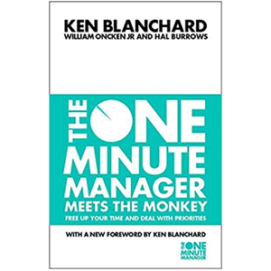 one minute manager meets the monkey book (compliments coaching in schools approach)
