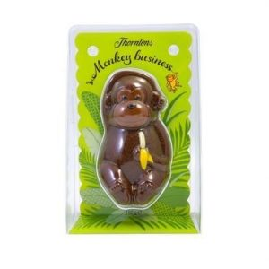 teacher wellbeing monkey chocolate thorntons