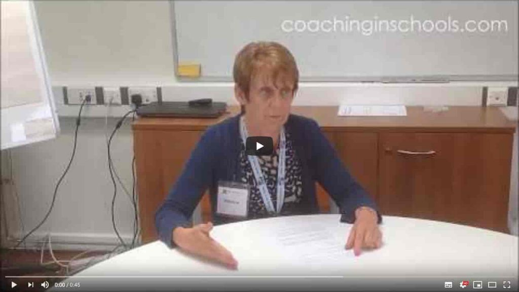 coaching slt to manage difficult conversations in schools