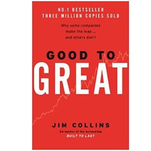 good to great-book Jim collins - must read for headteachers improving schools